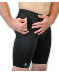 Compression shorts by Bio Skin