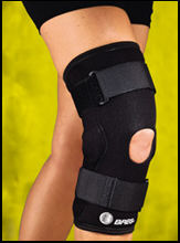 55cd5c70fe Economy Hinged Knee Support by BREG