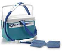 Polar care 500 cold therapy system for Motorized cold therapy unit